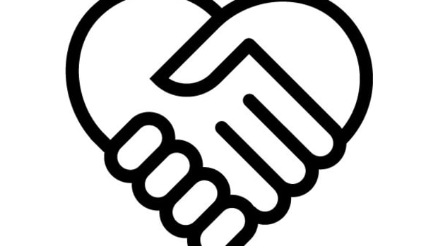 FELLOWSHIP Group Therapy Trust Heart Handshake  Source juxtapost