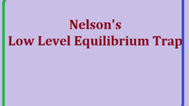 nelsons-low-level-equilibrium-trap-in-economics