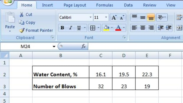 how-to-make-liquid-limit-graph-in-excel-spreadsheet