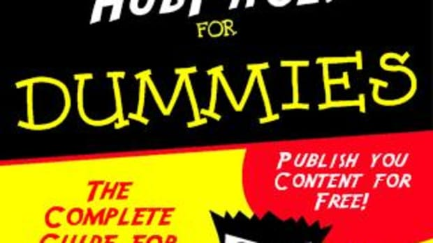 Writing Advice for HubDummies - Or Something like That.