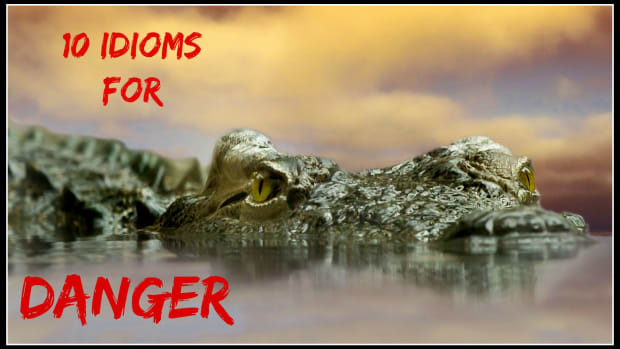 idioms-for-danger