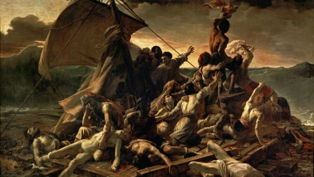 romanticism-analysis-of-theodore-gericaults-the-raft-of-medusa