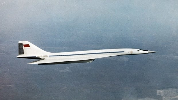 fastest-commercial-passenger-aircraft-in-the-world