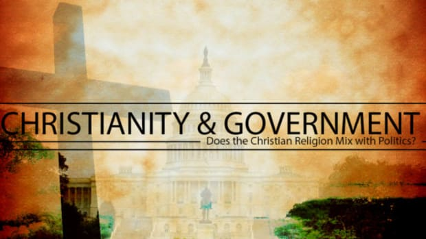 should-christians-obey-government