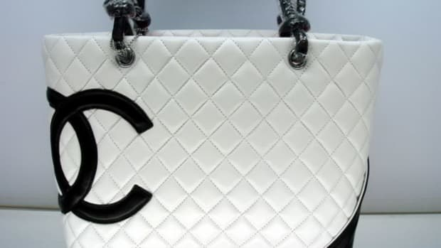 CHANEL CAMBON QUILTED TOTE