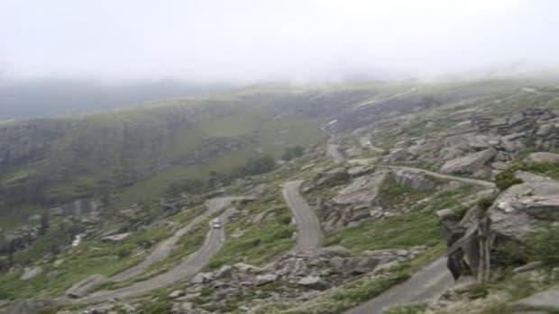 Leh-Manali Highway India