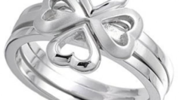 shamrock-rings