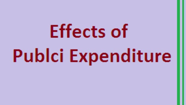 effects-of-public-expenditure
