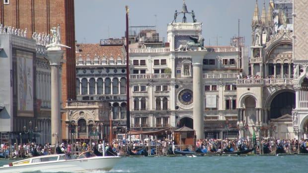 Venice St Mark's Square
