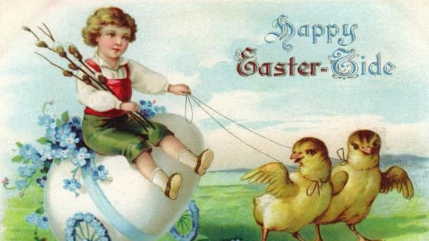 Please scroll down to see all the vintage cute kids Easter cards