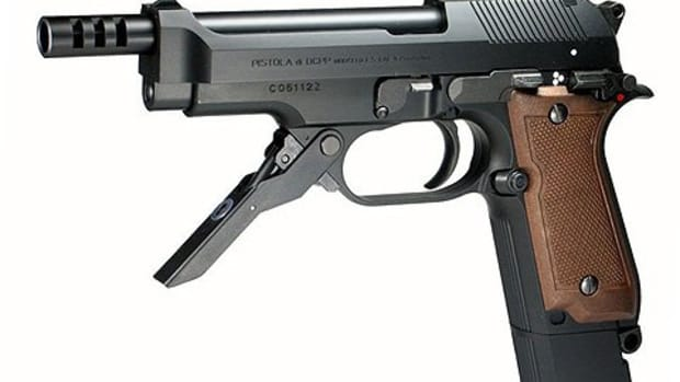 The Tokyo Marui M93r Airsoft Electric Pistol started the AEP revolution. Many clones followed, but this gun made history.