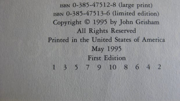 how-to-identify-true-first-edition-books
