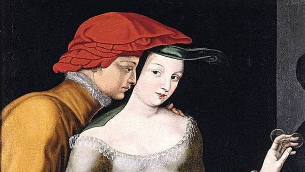 images-of-lovers-in-art-a-valentine-gallery