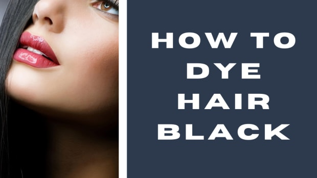 how-to-dye-hair-black