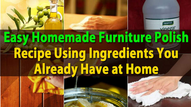 homemade-wood-furniture-polish