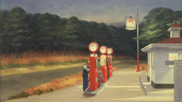 lighting-in-art-a-reflection-of-edward-hoppers-gas-1940