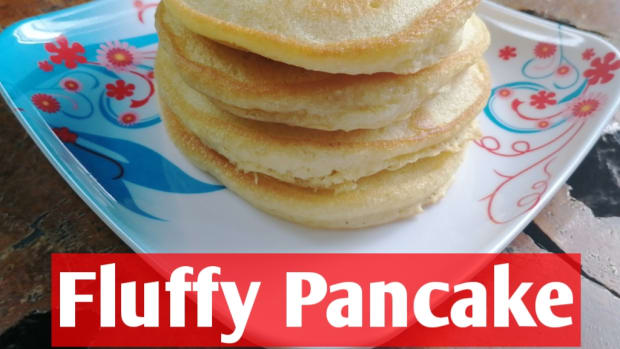 fluffy-pancake-with-baking-powder