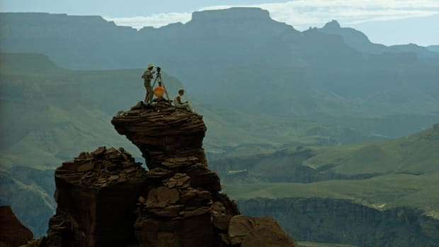 brad-and-barbara-washburn-mountain-climbers