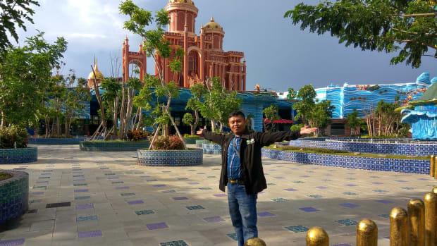 kenjeran park surabaya