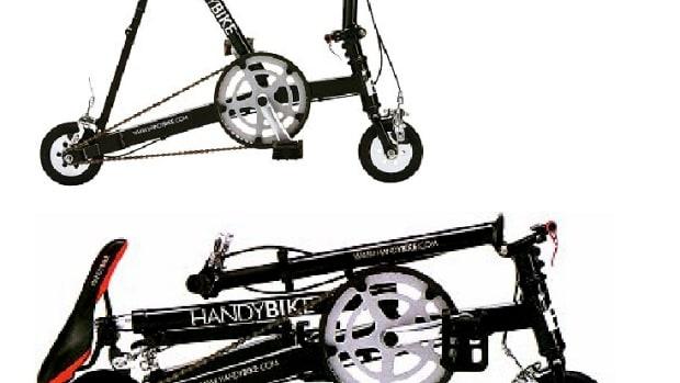 Handi-bike Micro bike