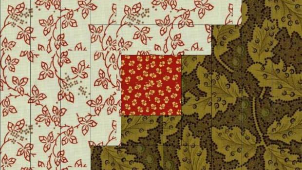 log-cabin-quilt-blocks-four-popular-variations