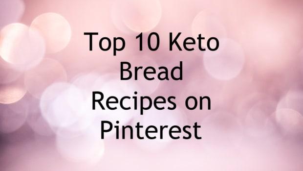 top-10-keto-bread-recipes-on-pinterest