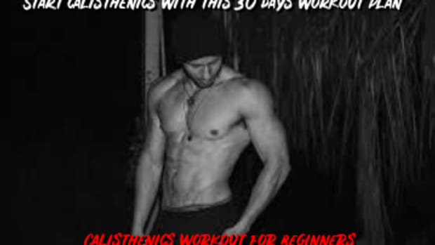 start-calisthenics-with-this-30-days-workout-plan