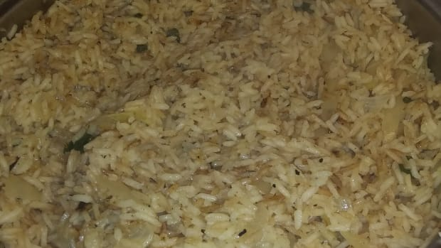 homemade-rice-pilaf-recipe