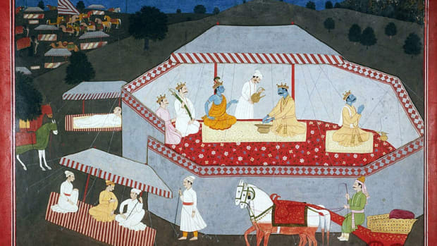 pahari-miniature-paintings-the-origin-and-the-great-masters