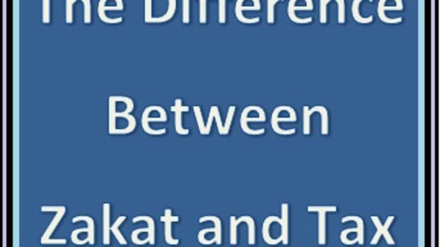 Difference between Tax and Zakat