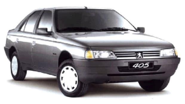 50. Peugeot 405 (1988-1997) - 3,461,800