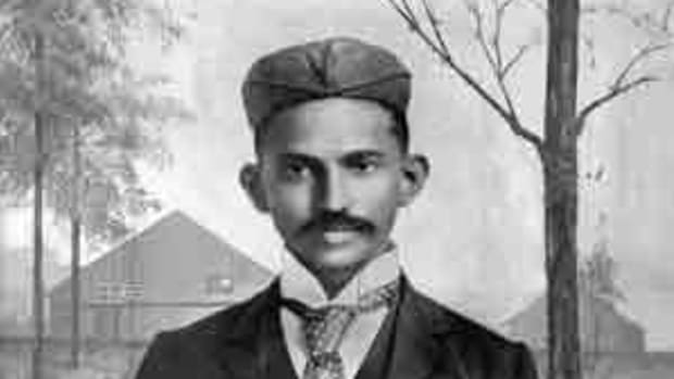 Gandhi in South Africa