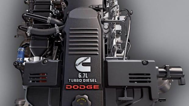 6.7l Cummins Turbo Diesel