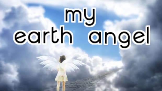 poem-my-earthly-angel