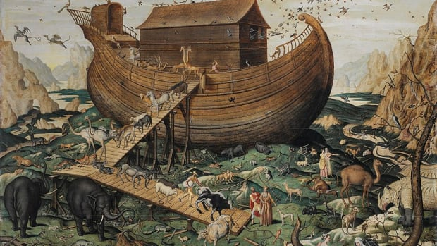 the-sumerian-flood-story