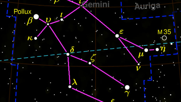 how-to-identify-the-constellation-gemini-in-the-sky