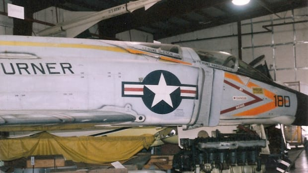 the-f-4-phantom-iis-of-the-national-air-space-museum