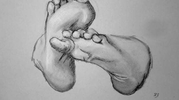 drawing-feet-for-an-exercise