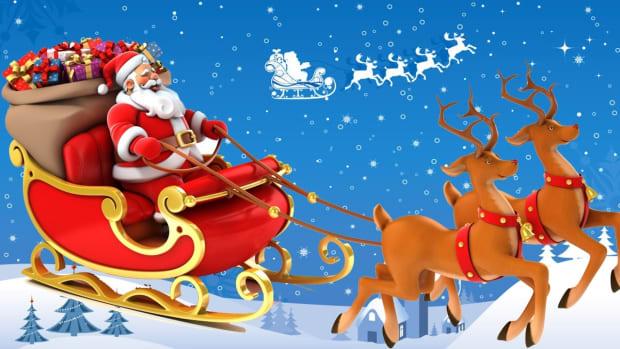 santas-reindeer-their-names-and-personalities