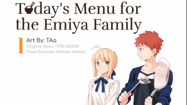 manga-review-todays-menu-for-the-emiya-family-volume-1-by-taa