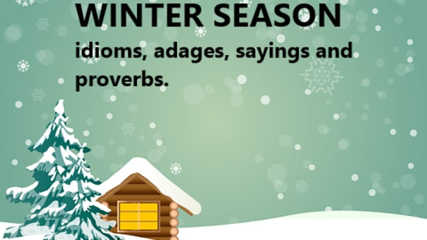 winter-idioms-and-adages