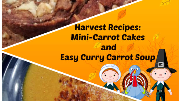 harvest-recipes-for-mini-carrot-cakes-and-easy-carrot-curry-soup-vegan-and-gluten-free