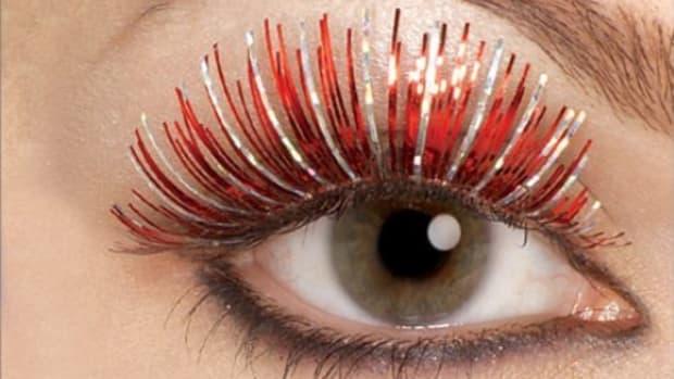 Lose eyelashes