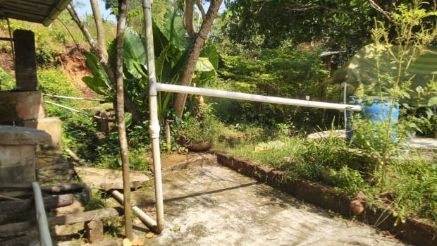 roof-water-harvesting-made-at-home-for-overcoming-summer-shortages