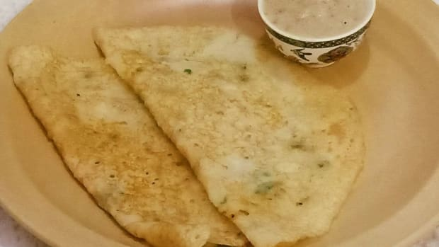 leftover-rice-dosa-recipe