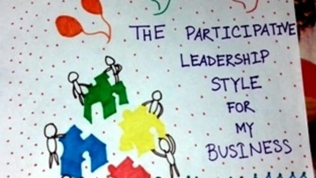 the-leadership-style-of-my-business-participative-approach