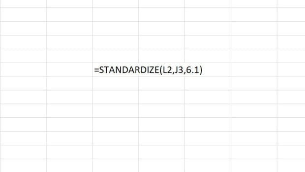 how-to-use-the-standardize-function-in-excel