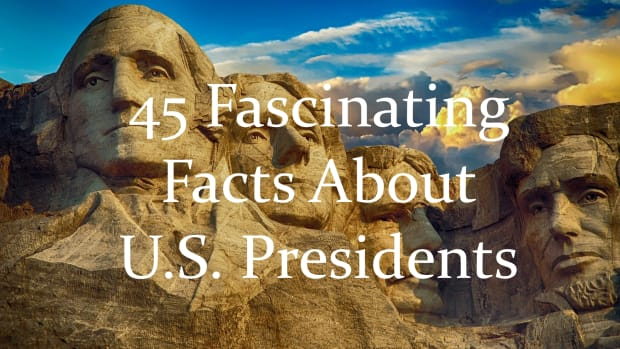 45-fascinating-facts-about-us-presidents