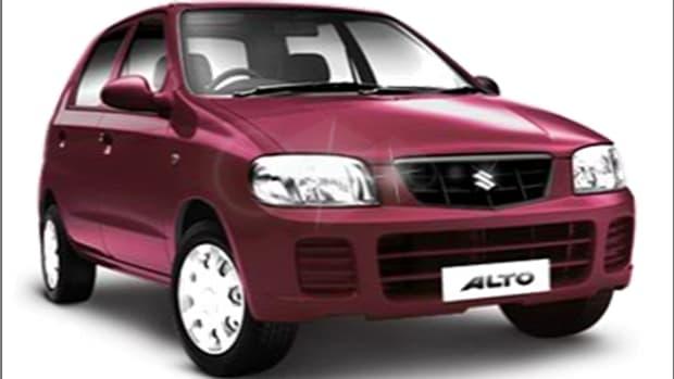 New Maruti Alto with K-series engine Bharat stage IV