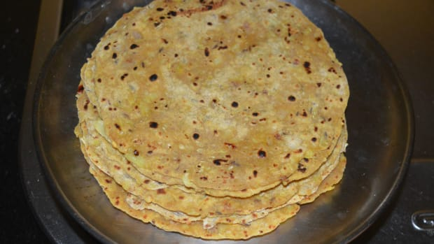 spicy-cabbage-onion-paratha-recipe